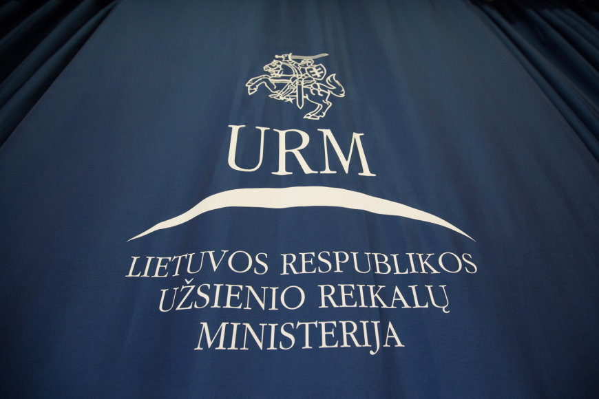 Lietuvos Respublikos užsienio reikalų ministerija