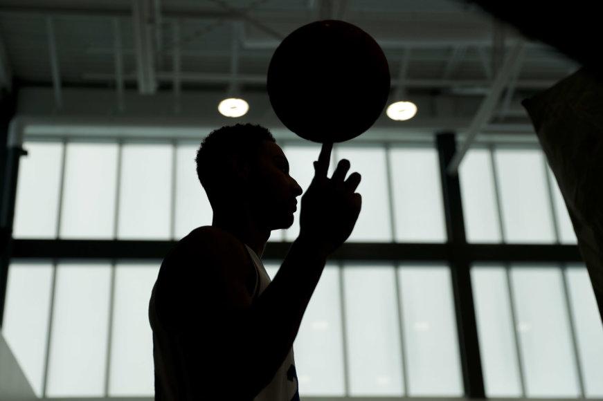 NBA žiniasklaidos diena