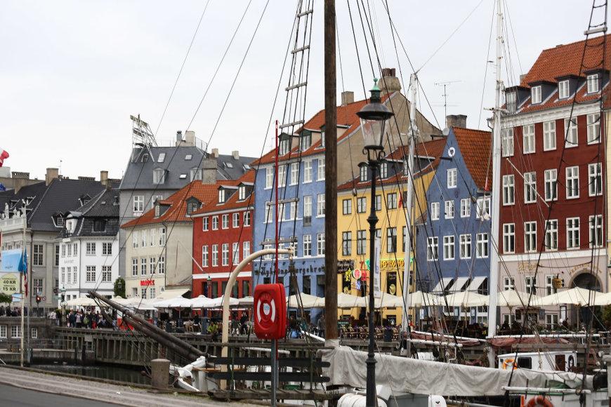"Kopenhaga laukia ""Eurovizijos"""