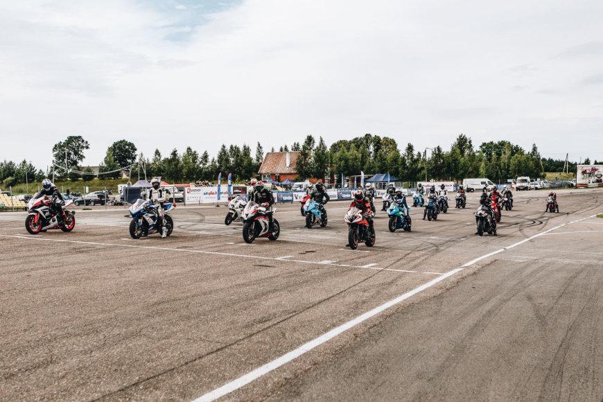 """Baltic Rookie Cup powered by Liqui Moly"" šeštasis etapas"