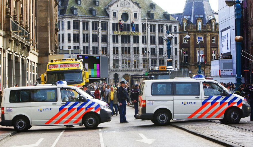 Amsterdamo policija