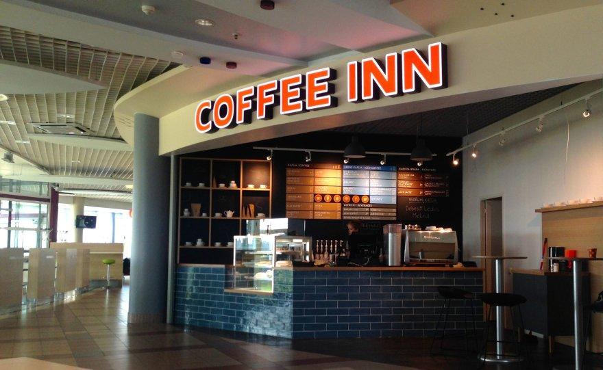 """""""Coffee Inn"""" Latvijoje"""