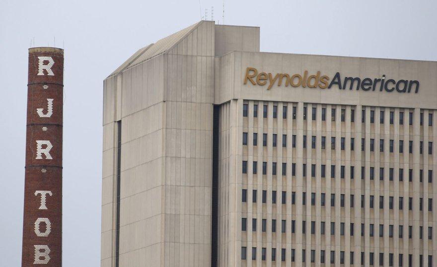 "Tabako gigantei ""RJ Reynolds"" skirta milžiniška bauda"