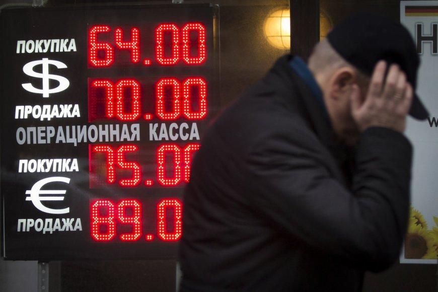 Rublio krizė