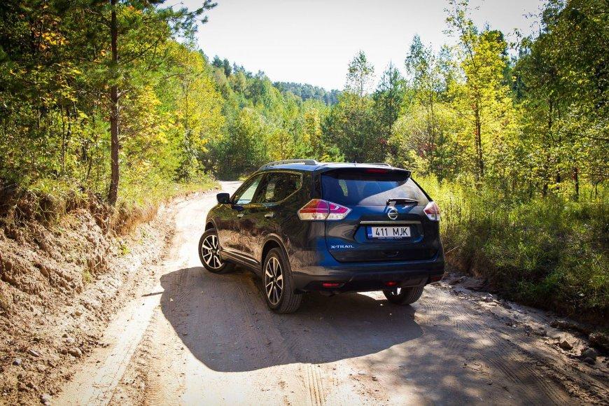 """""""Nissan X-Trail"""""""