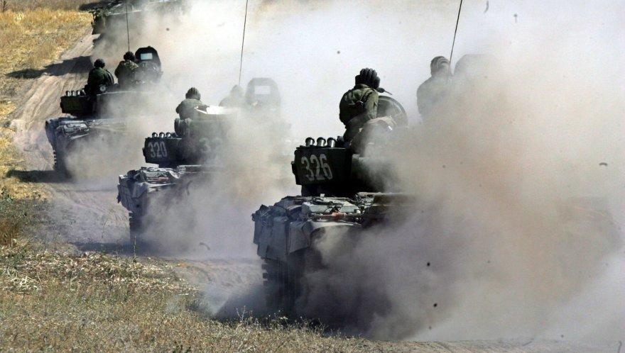 Rusijos tankai