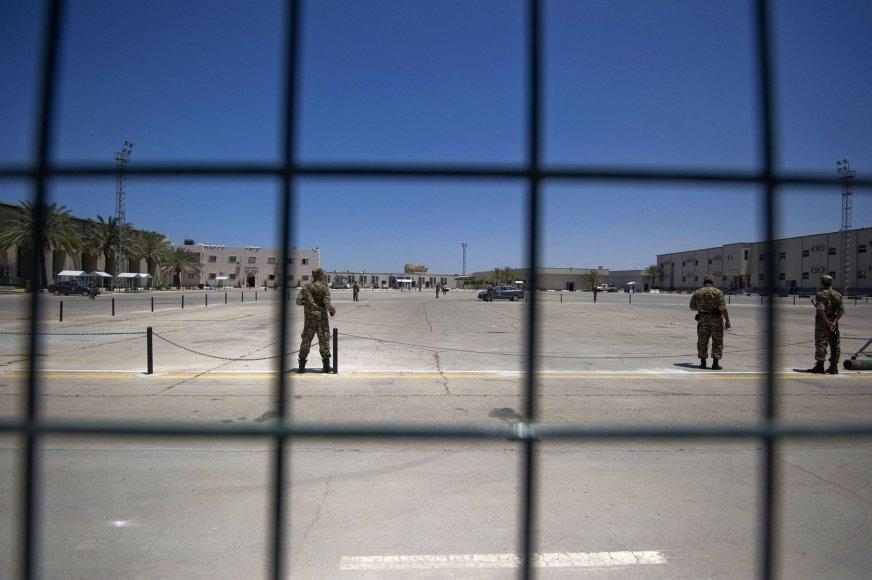 Kalėjimas Libijoje