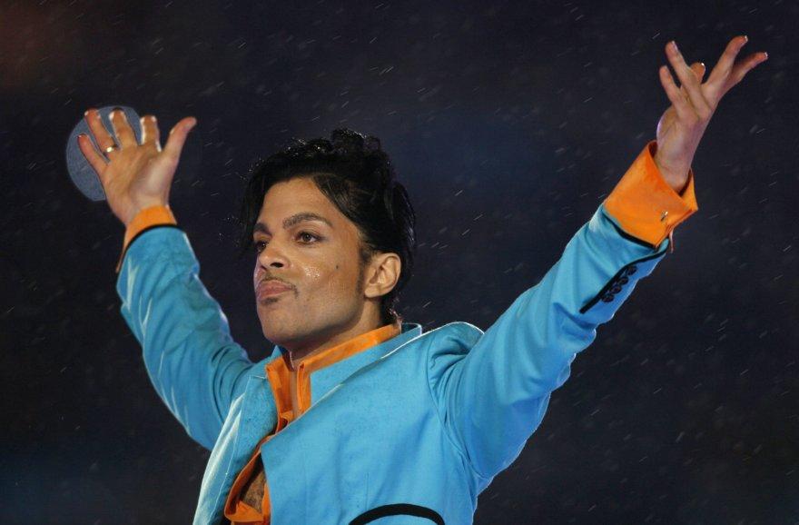 5. Muzikantas Prince – 25 mln. dolerių