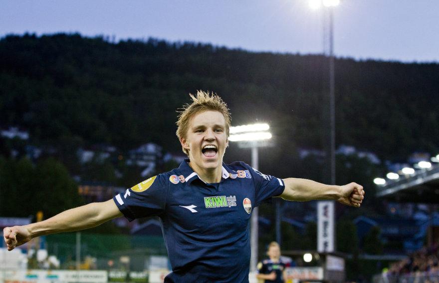 Martinas Odegaardas