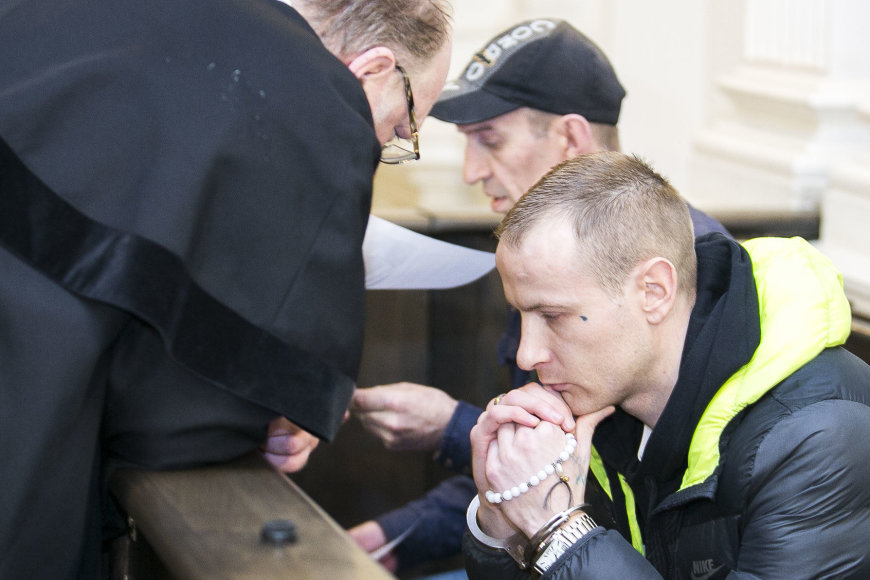 Teismas dėl dailininkės Agnės Každailytės nužudymo