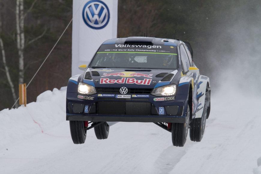 WRC ralis Švedijoje