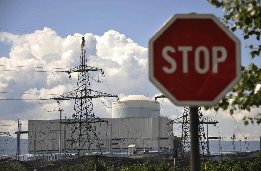 Slovėnijos atominė elektrinė