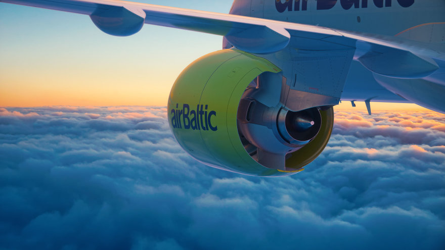 """""""airBaltic"""""""