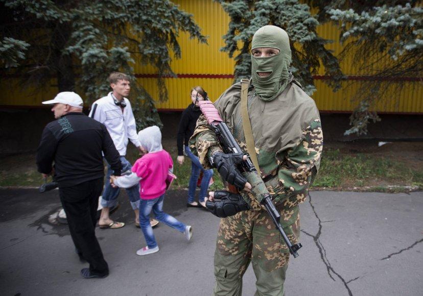 Teroristas Ukrainoje