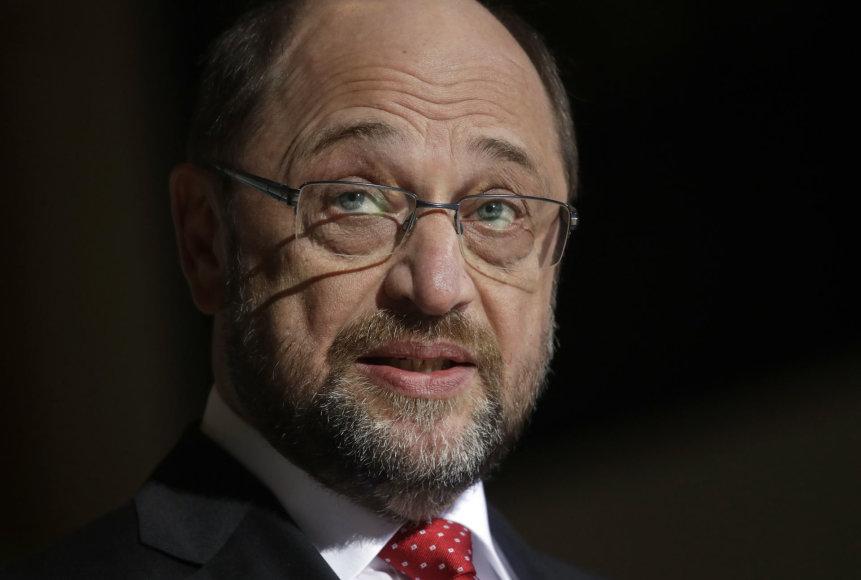 Martinas Schulzas.