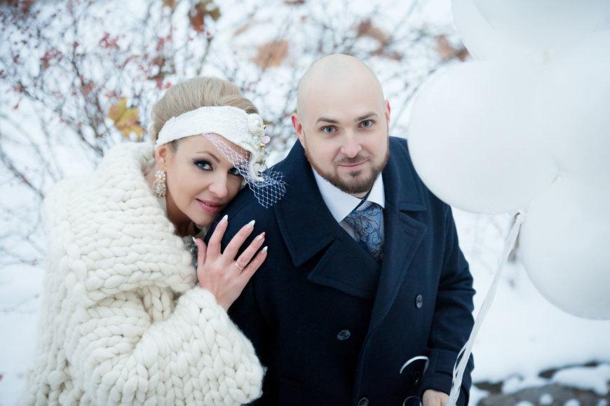 Nadežda Smoriginienė ir Dmitrijus Potapčikas