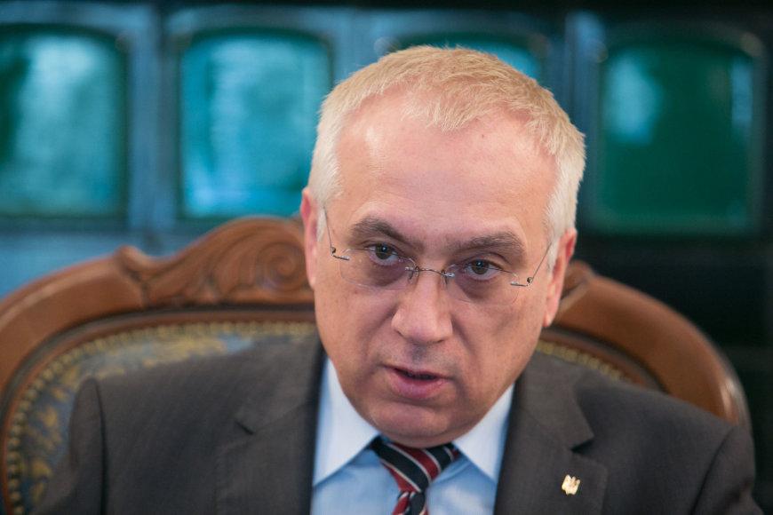 Ukrainos ambasadorius Lietuvoje Valerijus Žovtenka