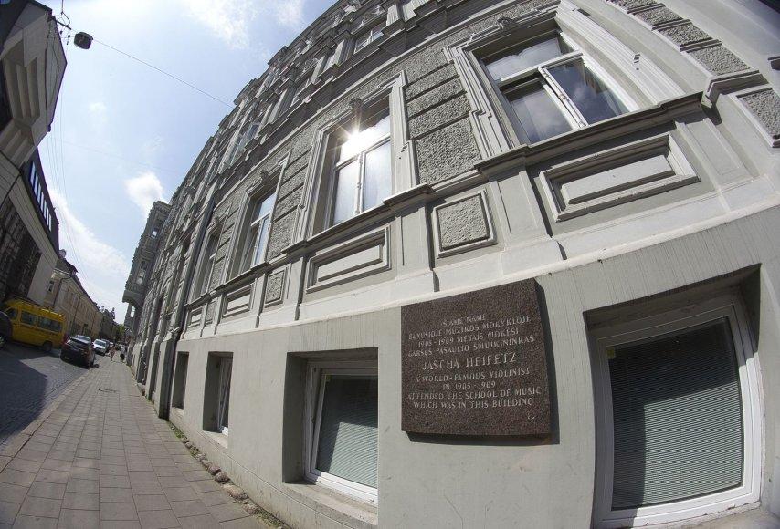 Vilniaus g. 25 namas