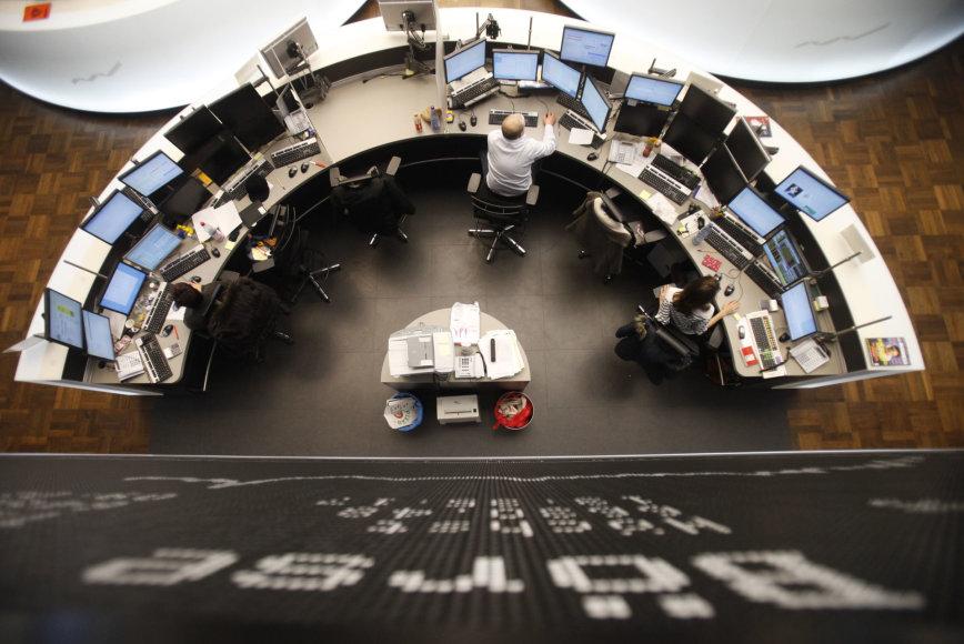 Frankfurto akcijų birža
