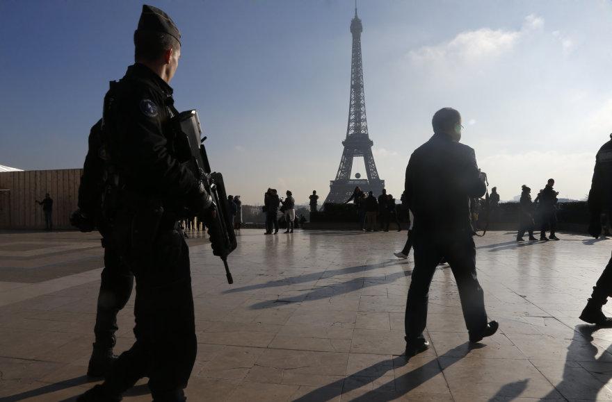 Paryžiaus policija