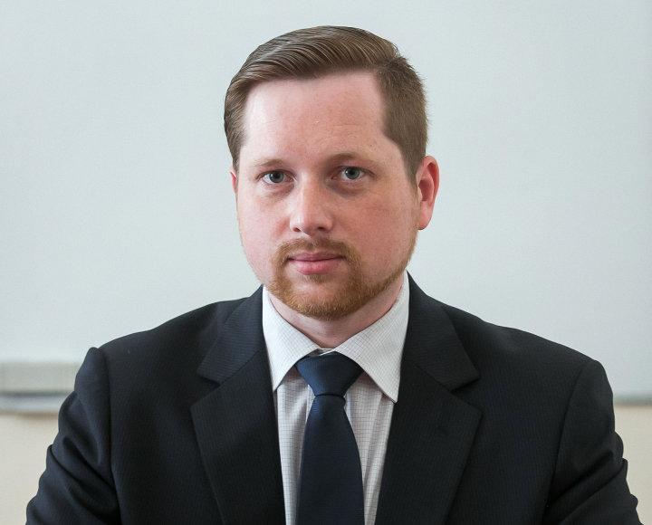 NŽT direktorius Danielius Kuprys