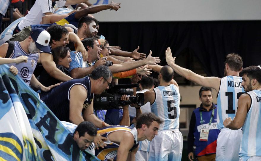 Argentinos sirgaliai