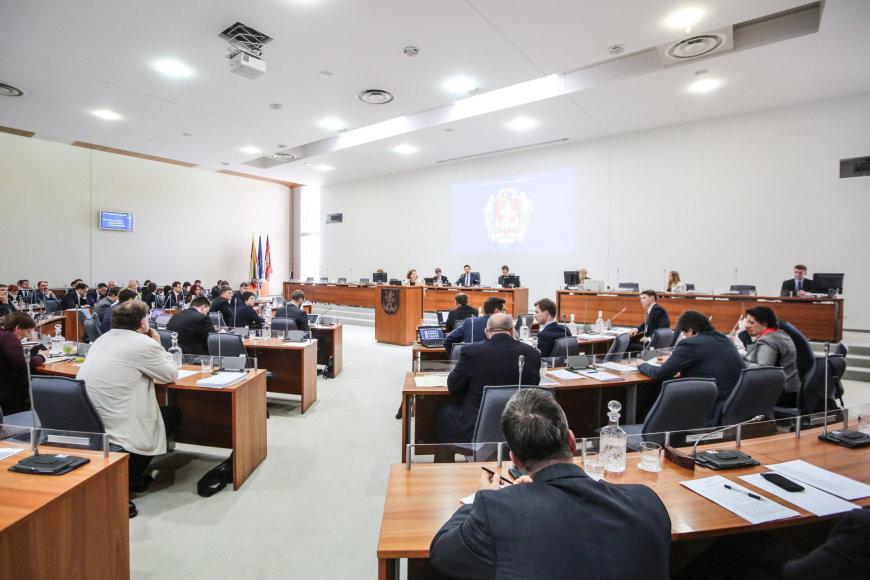 Vilniaus miesto savivaldybės taryba