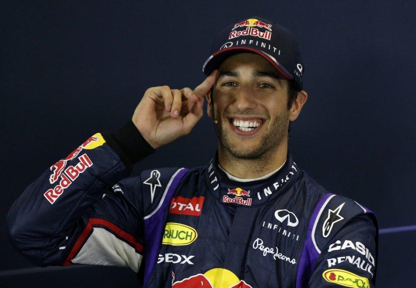 Danielis Ricciardo