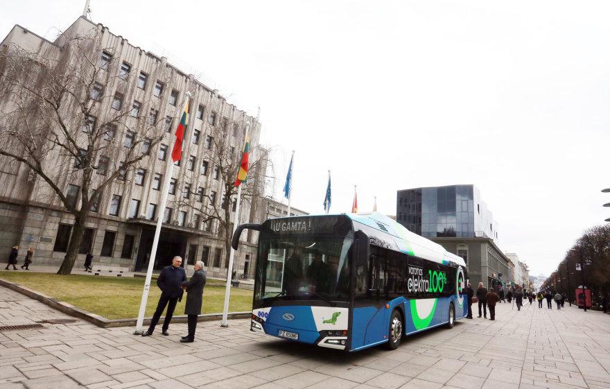Elektrinis autobusas