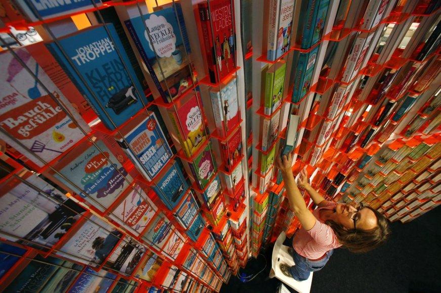 Frankfurto knygų mugė