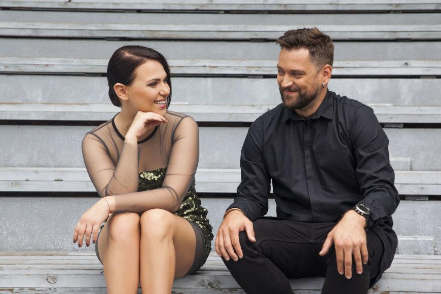 Justė Arlauskaitė-Jazzu ir Leon Somov
