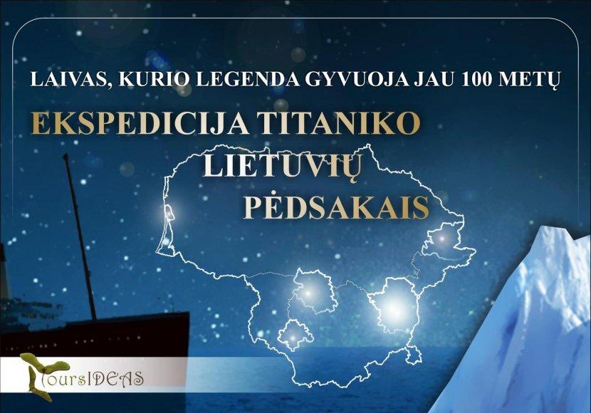 """Titaniko"" ekspedicija"