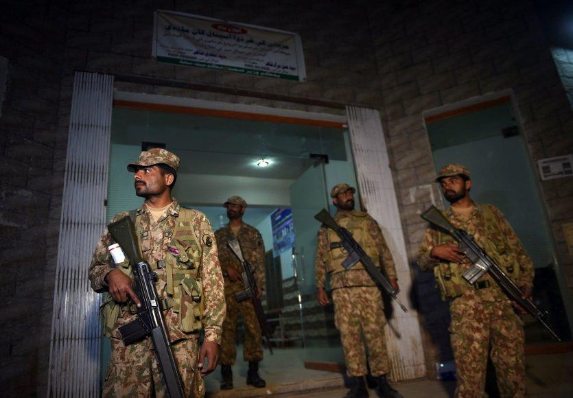 Pakistano kariai