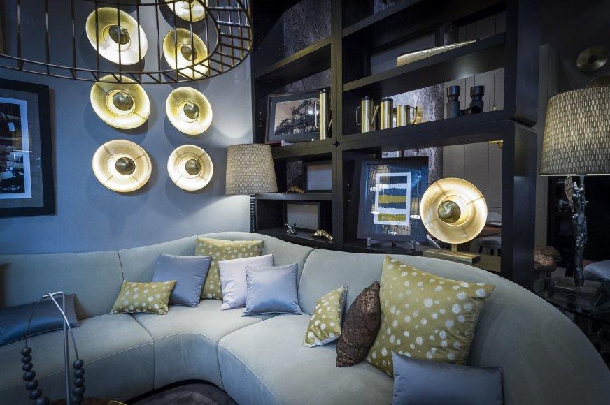 """""""Milano dizaino savaitė 2017"""": kokios interjero tendencijos """"apsigyvens"""" mūsų namuose?"""