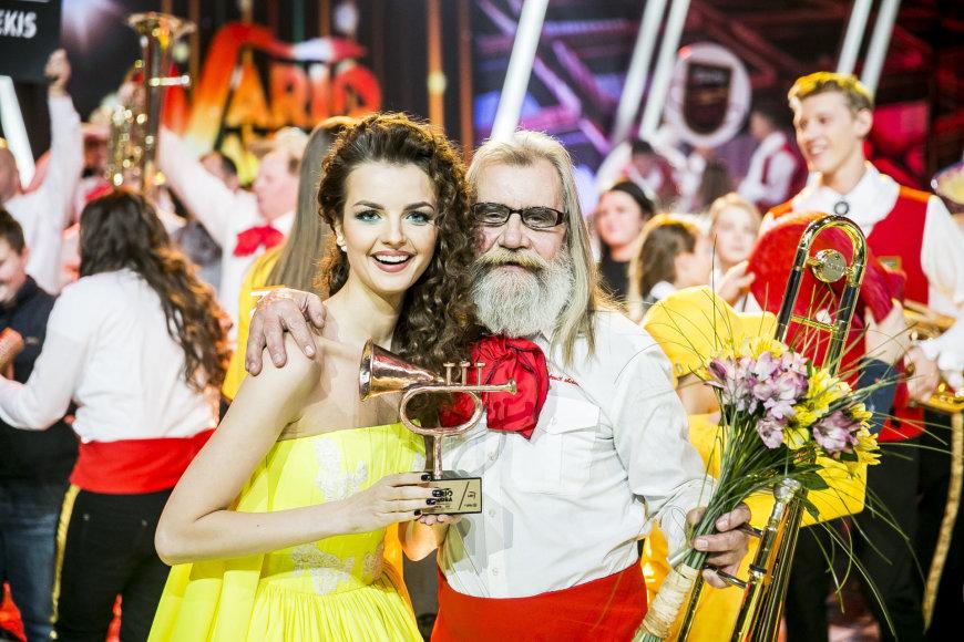 """Viganto Ovadnevo/Žmonės.lt nuotr./""""Vario audra"""" superfinalas"""