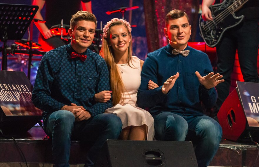 Tadward Photo nuotr./Jonas Nainys, Monika Šalčiūtė, Rolandas Mackevičius