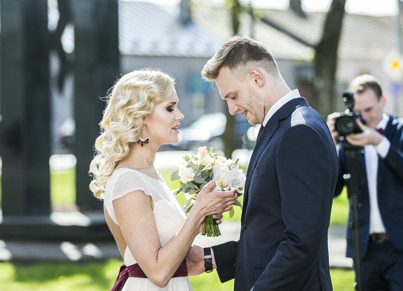 Giedriaus Titenio ir Armintos Samuilytės vestuvės