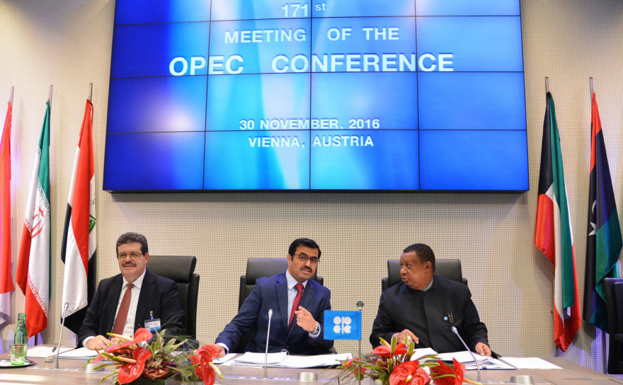 OPEC susitikimas Vienoje