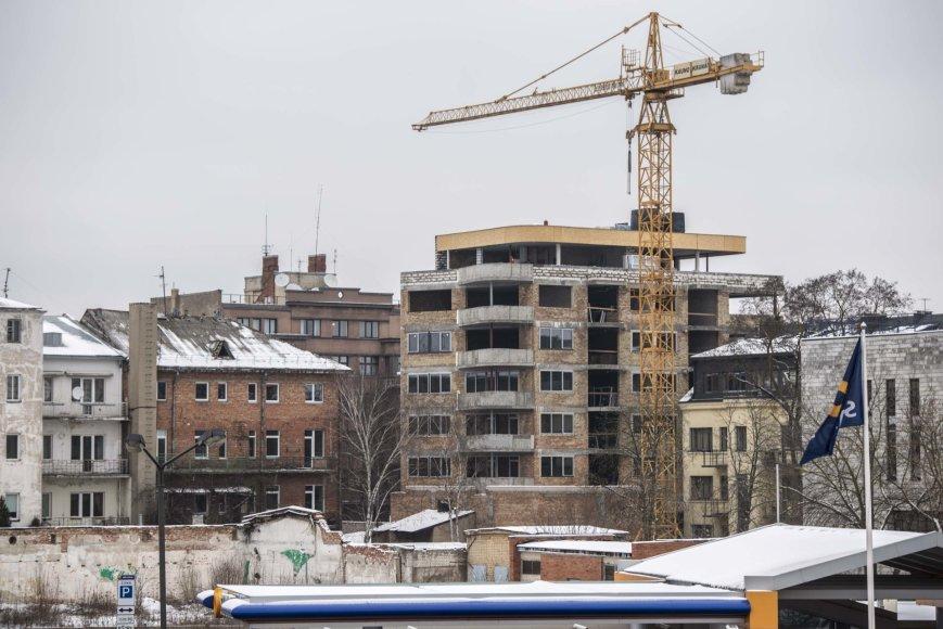 Kaune jaučiamas būsto rinkos suaktyvėjimas