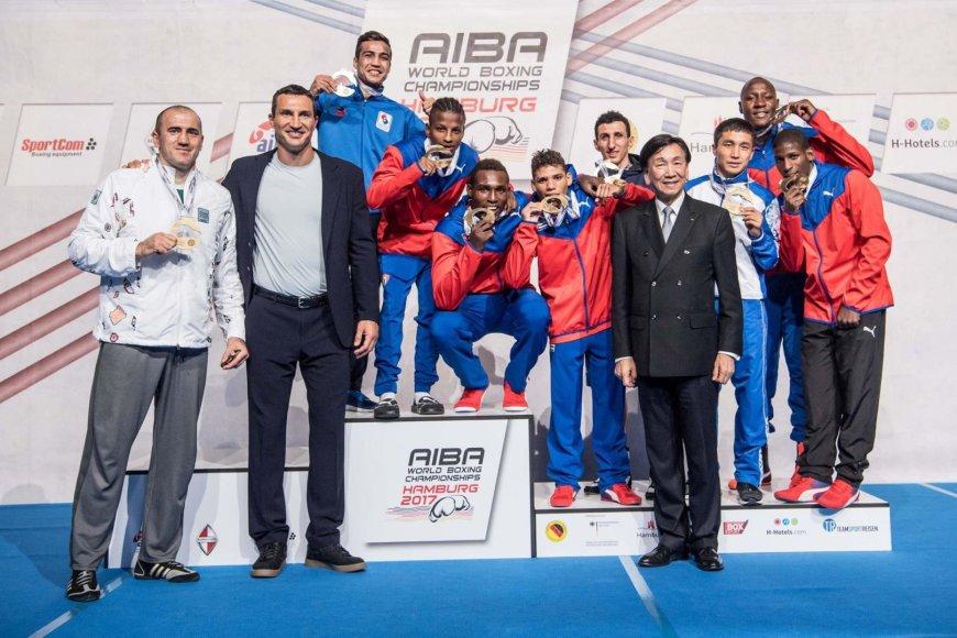 Pasaulio čempionai