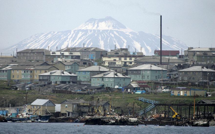 Kunaširio sala, rusų vadinama Kunašyru