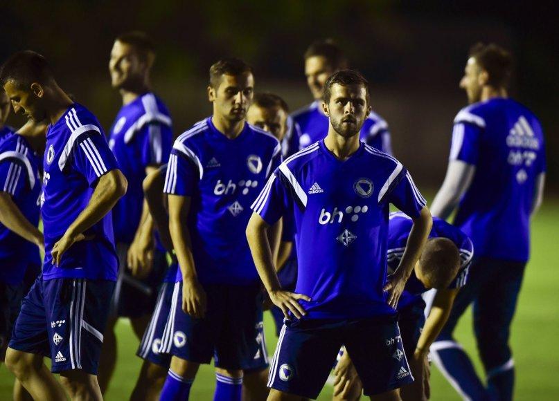 Bosnijos ir Hercegovinos futbolo rinktinė