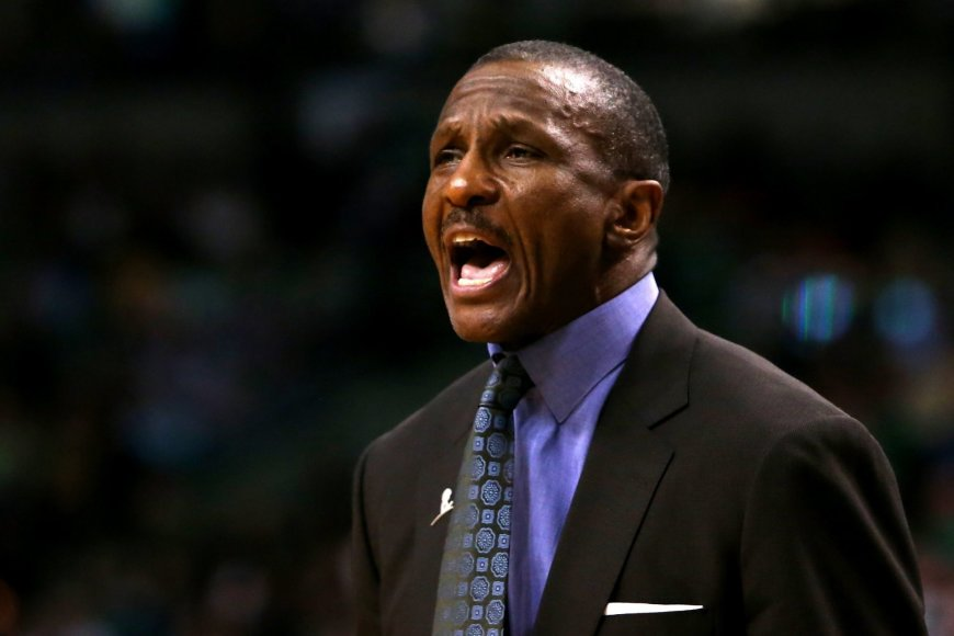 """Toronto Raptors"" treneris Dwane'as Casey"