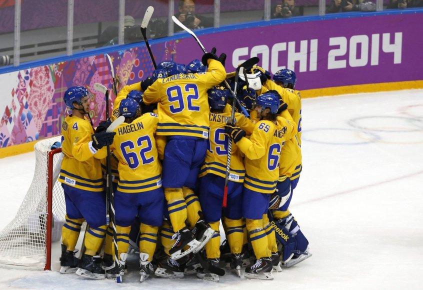 Švedijos triumfas
