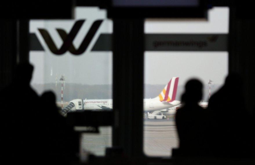 """""""Germanwings"""" lėktuvas"""