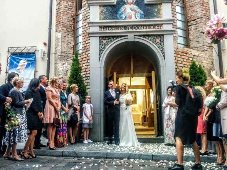 Monikos Svėrytės nuotr./Giedrės Žickytės ir Eitvydo Bajarūno vestuvės