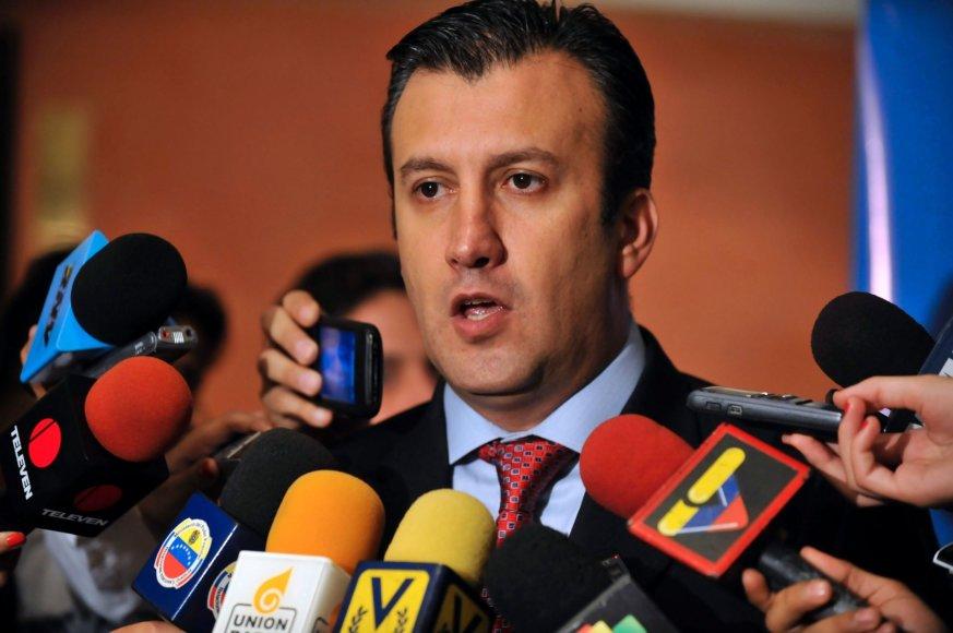 Tareckas El Aissami