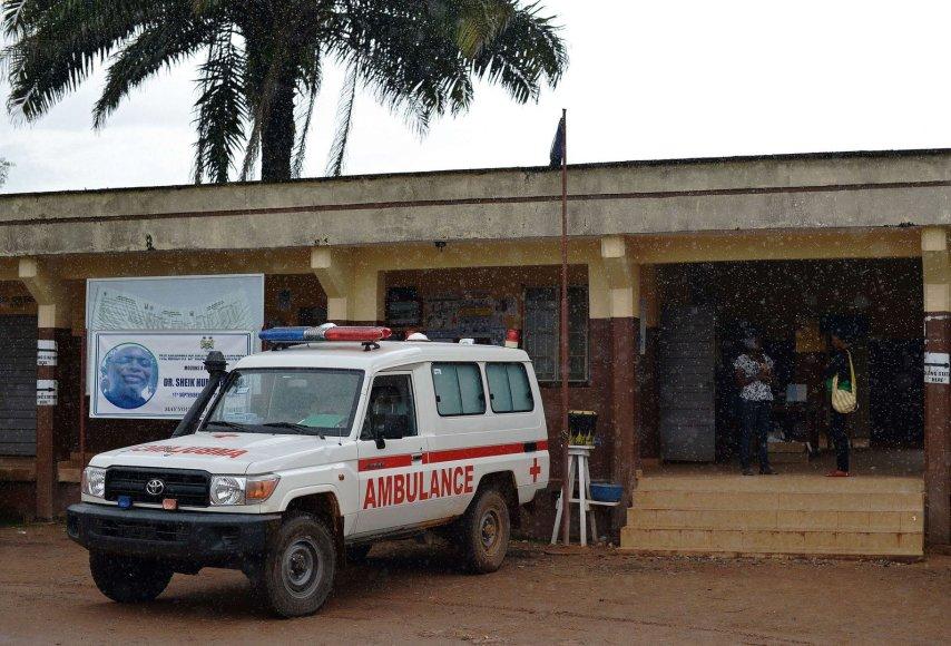 Liberijos ligoninė
