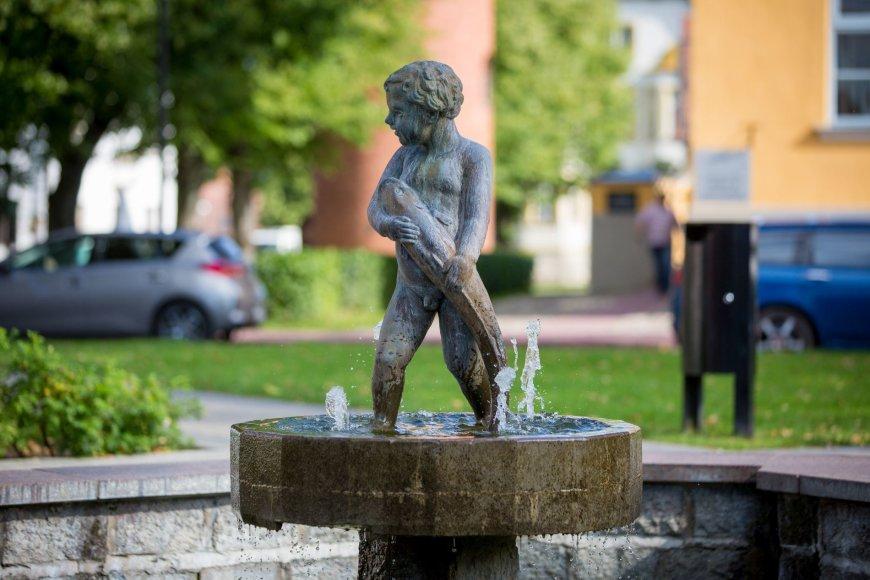 Viljandi miestelis Estijoje