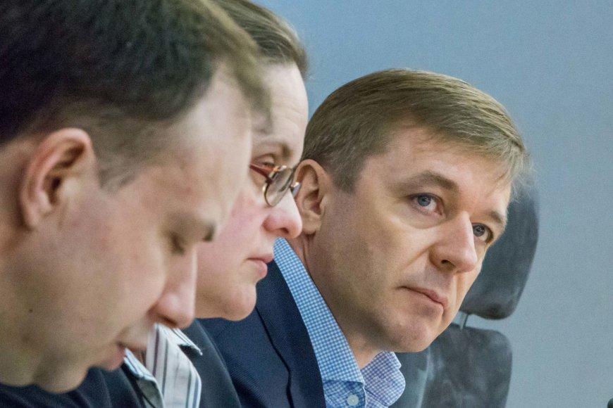Aurelijus Veryga, Agnė Širinskienė, Ramūnas Karbauskis